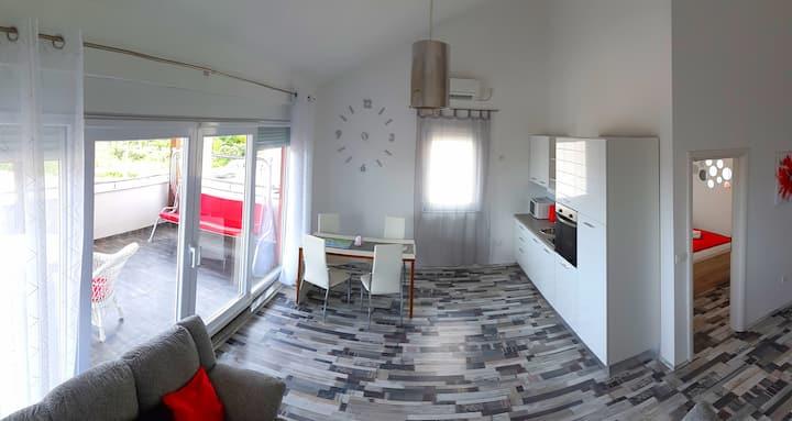 Apartman Lucija Zadar 4****