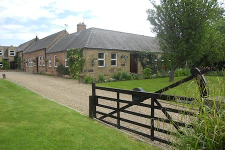 Granary cottage - Longhirst - Casa