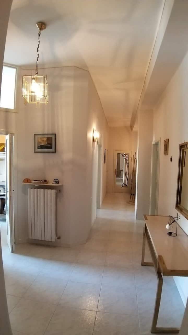 Panta'Hôme-Max 6 ospiti-Vicino Mare/Centro Storico