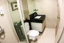 Provided with all amenities you need for a comfortable stay