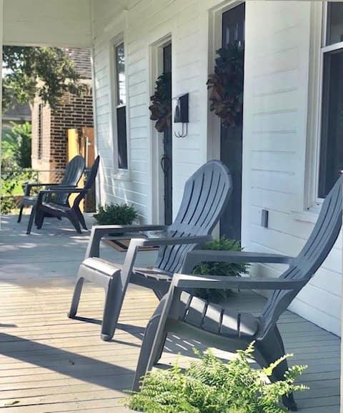 New!  Historic 1940 South Porch Cottage Silo Dist.