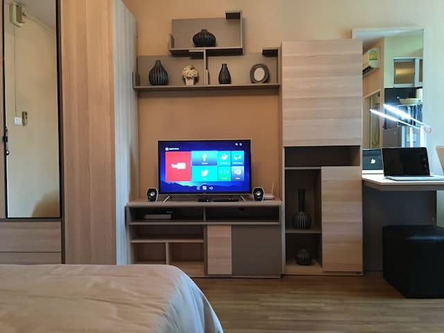 ⚜Nimman Soi 12⚜103 Condominium 2⚜24 Sq m Studio
