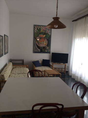 Ampio appartamento luminoso con balconi e terrazzo - Santa Margherita Ligure - Lakás
