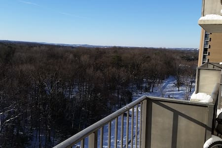 One room on the 16th floor - College Park - Leilighet