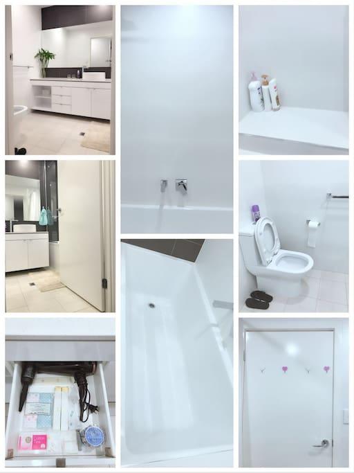 专用浴室卫生间