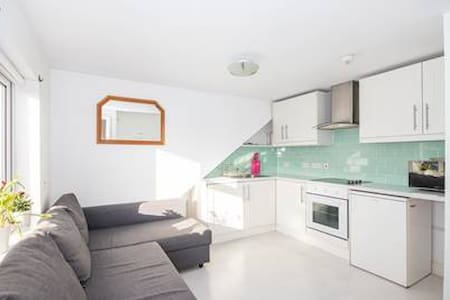 Stylish 1 bedroom flat opposite Twickenham Stadium