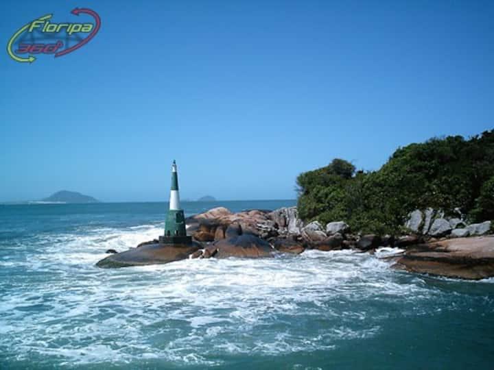 Beleza e conforto em Florianópolis, Apartamento 03