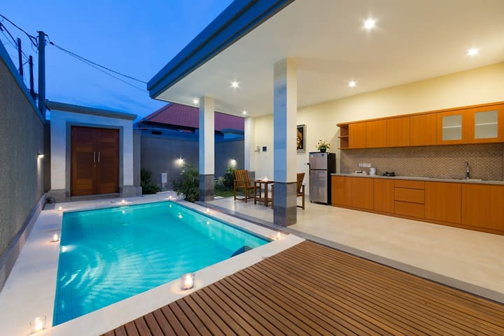 Romantic Stay at 1 Br Deluxe Pool Villa