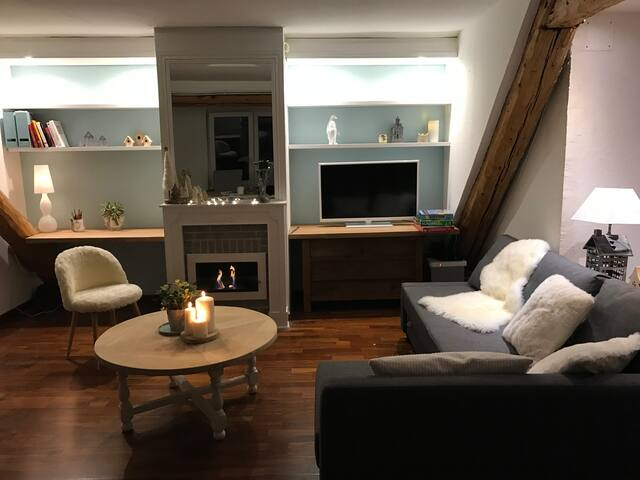 Stunning Apartment in Metz Town Centre