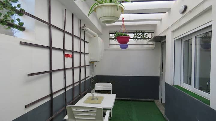 Diar Diaf, Oran, T3 1er étage, terrasse privative