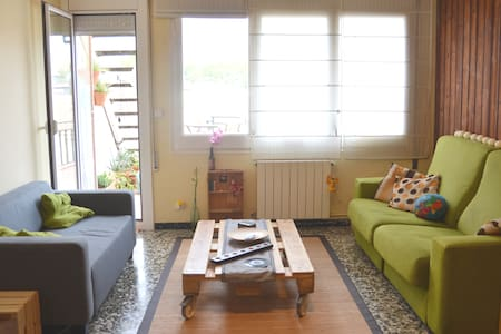 Charming private room near to Montserrat mountain