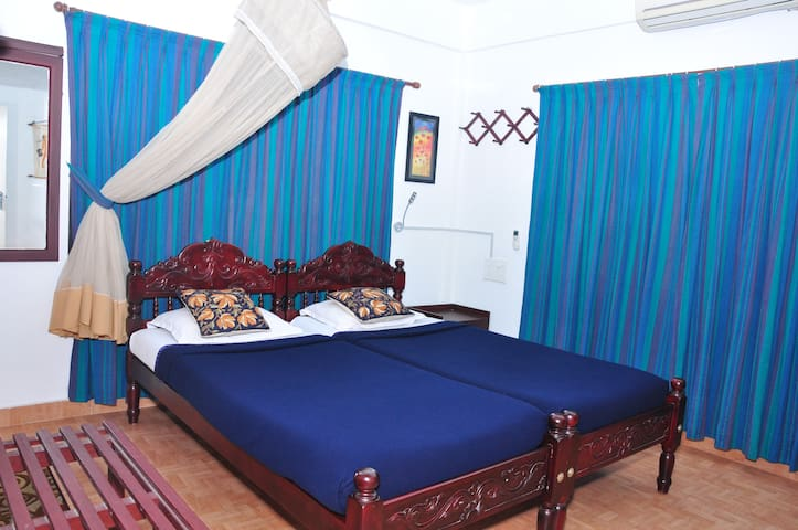 Reds Homestay - Luxury double room.