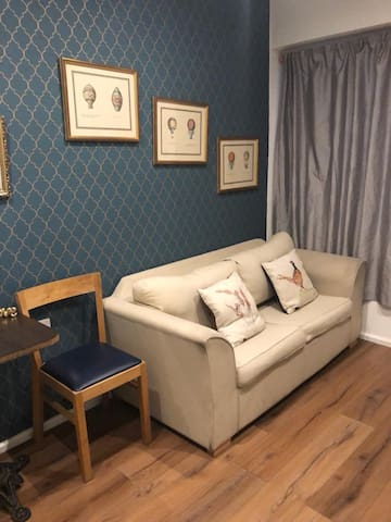 GB compact apartment