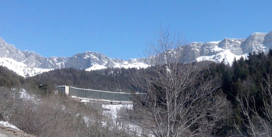 Envie de montagne...