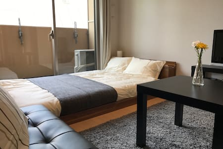 New Open!Nearby Shinsaibashi/Namba area - Chūō-ku, Ōsaka-shi - Appartement