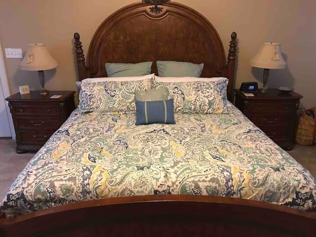 New bedding to celebrate Spring!