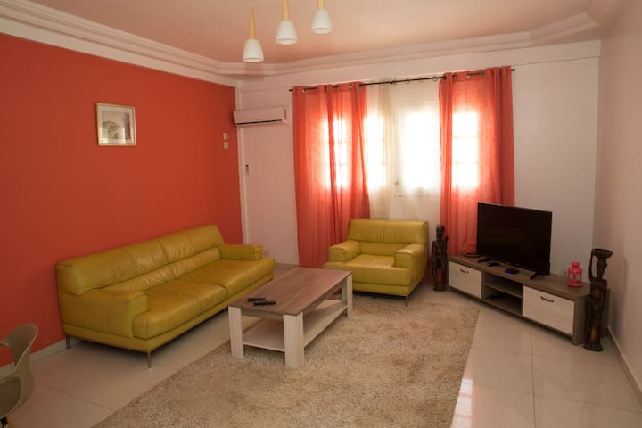 Gorgeous flat in Central Dakar