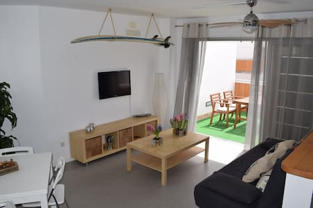 Apartamento frente al mar - Granadilla - Leilighet