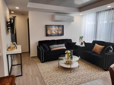 moderno apartamento en torre nueva y exclusiva de San Pedro Sula
