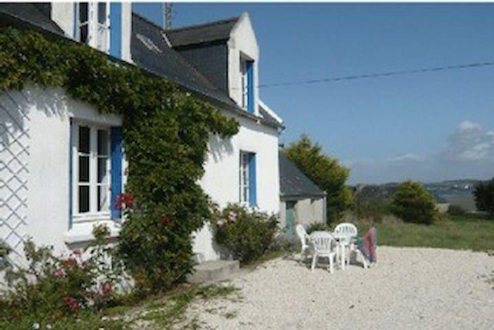 Maison, Presqu'ile de Sainte Marguerite, Landéda - Landéda - House