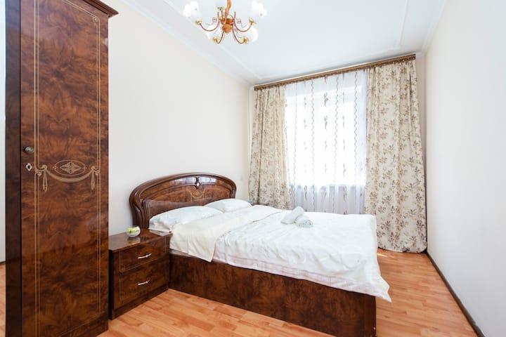 Просторная квартира в Самале