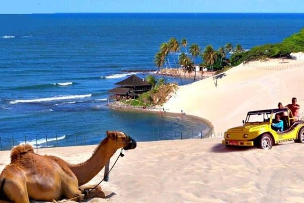 Praia de Genipabú