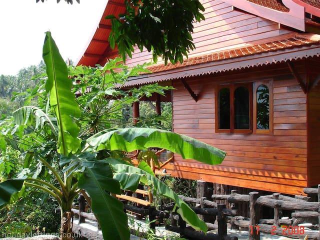 Wonderful Island Retreat | Baan Nam - Ko Pha-ngan - House