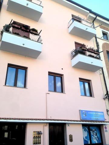 Appartamento Piazza Migliorini - Rieti - Apartamento