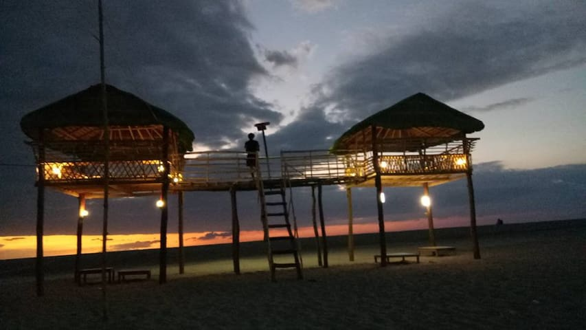 Zambales Beach  Front Resort Room 2