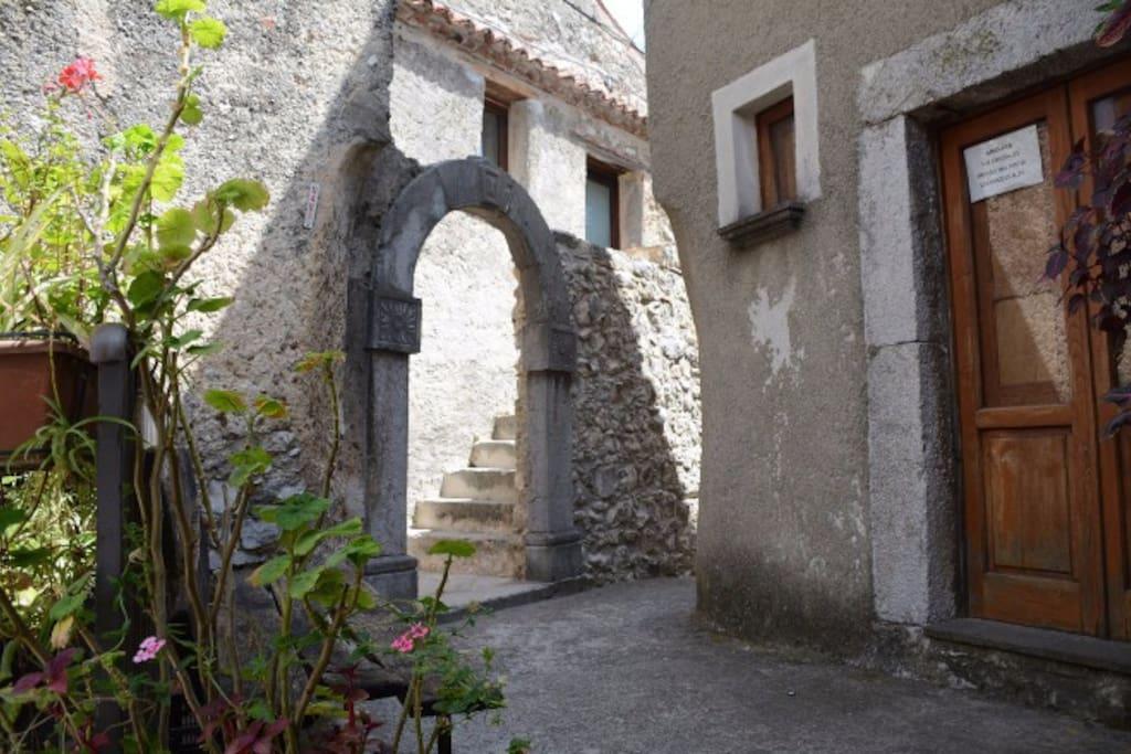 Entrance - Ingresso
