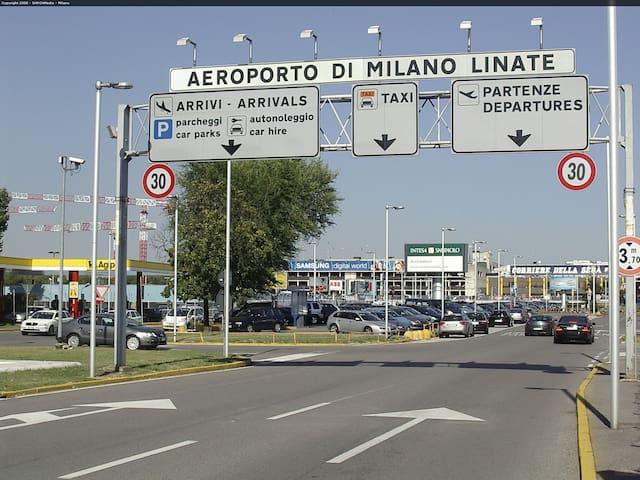 Linate - Novegro