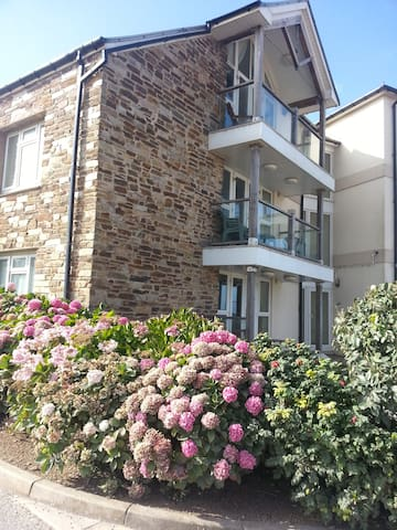 Stunning apartment on the beach! - Devon - Flat