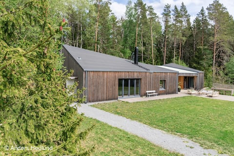 Country house close to Uppsala city