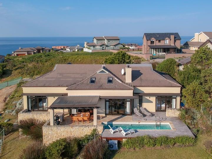 Tolle Villa im PezulaGolfEstate mit beheiztem Pool