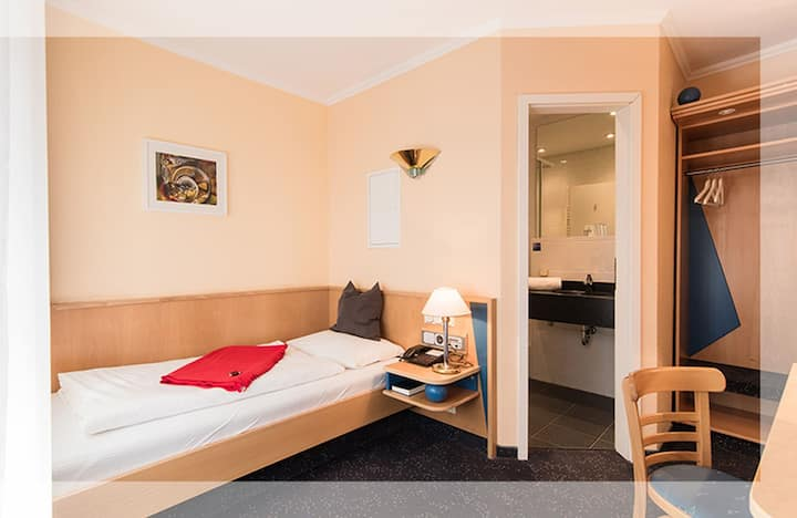 Hotel An der Stadtmauer (Mühlhausen) - LOH05579, Komfort Einzelzimmer