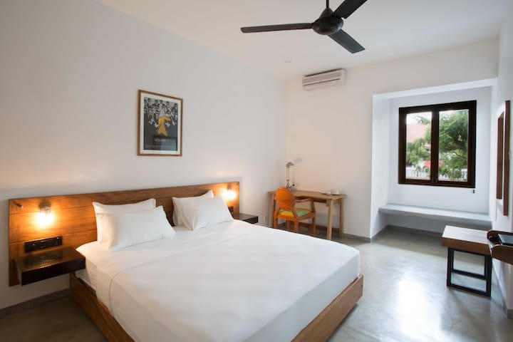 Moss BnB King Room - Colombo