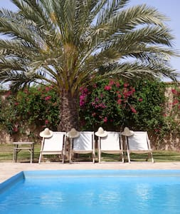 Belle maison avec piscine privée. - Ahmar laglalcha - Rumah