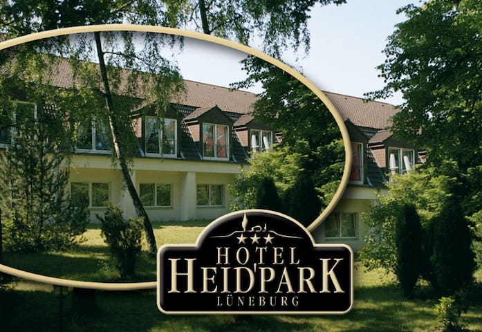 Stadtnahes Hotel mit Tradition