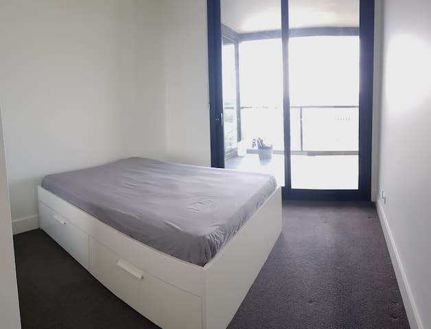 Bedroom with private bathroom Sydney Olympic Park