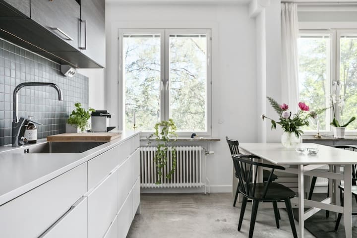 City apartment in Stocksund