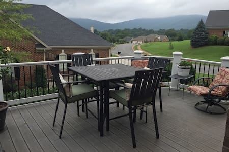 Guest suite 2 bedrooms and private bath Lynchburg - Lynchburg - Diğer