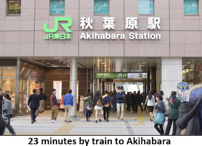 It has evolved into one of the world's leading electrical districts, lined with stores that handle electronics, components and software. It also has the face of a worldwide tourist destination. It is called by the abbreviation of AKIBA.