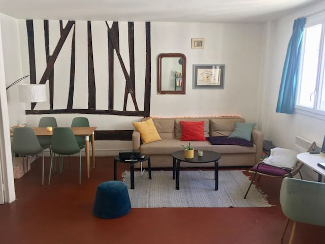 Appartement cosy en plein coeur de Paris