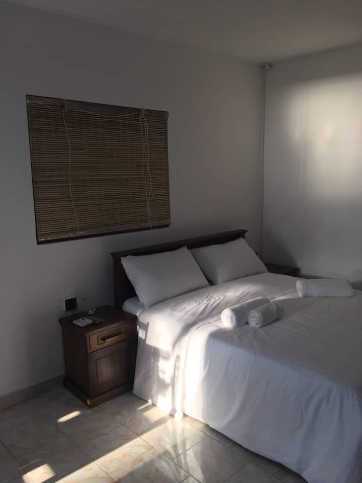 SL03/Private beach/ Max3people/1bed room/Wifi/Gym/