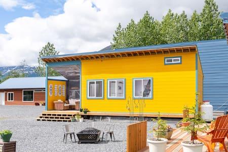 Stay & Play in Valdez. Loft House for rent.