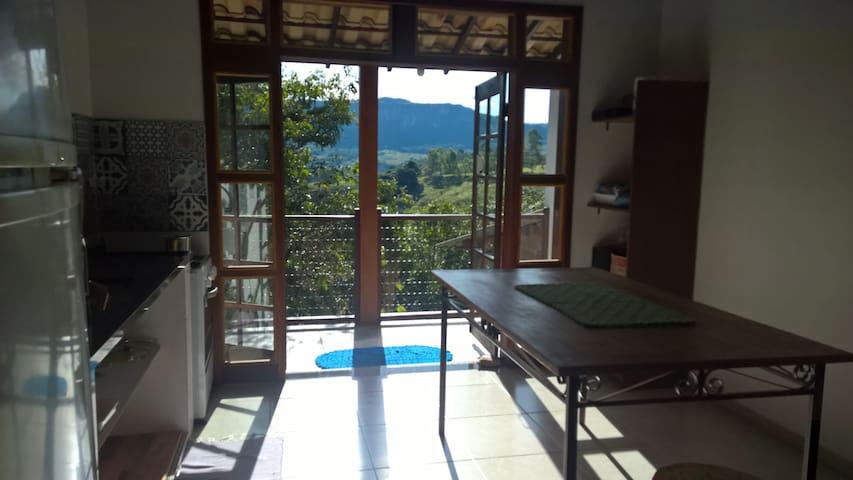observatório da Serra - Tiradentes - Apartamento