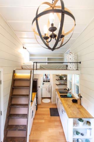 Cedar Tiny House