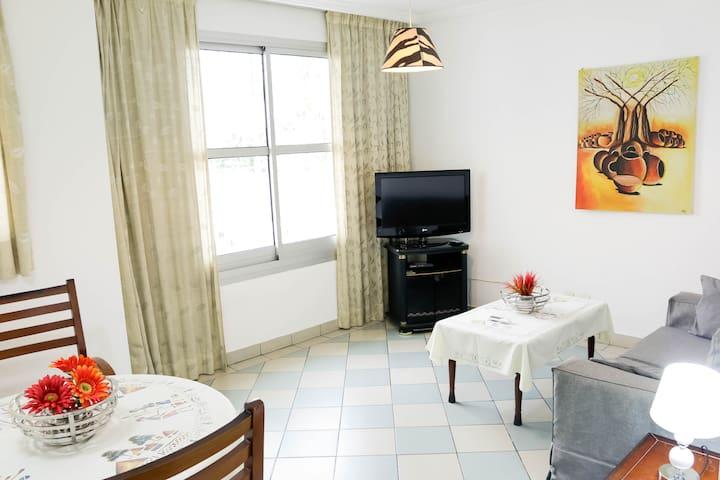 Appartement Meublé 01 Chambre à Bonapriso