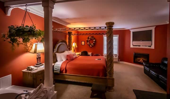 Depot Inn & Suites - Luxury Themed Suites
