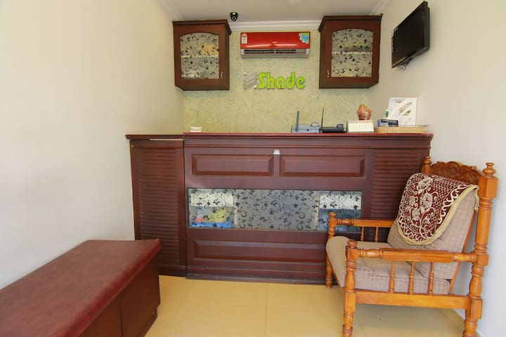Shade Tourist Home - Alappuzha - Appartement